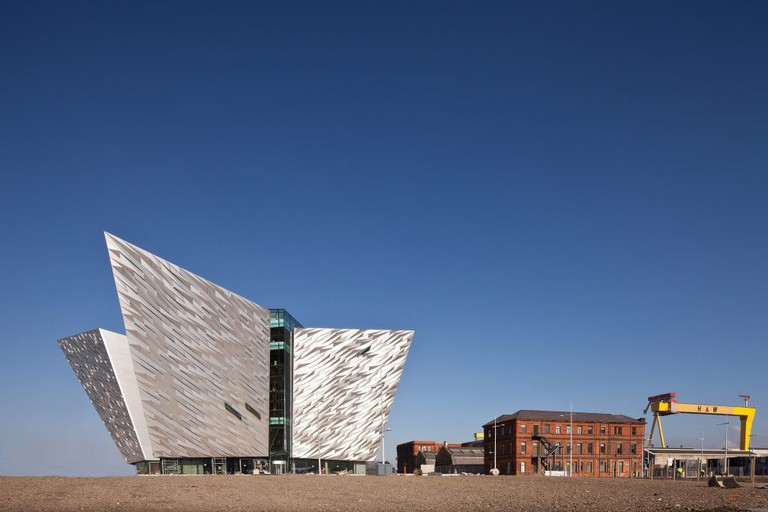 Titanic Belfast   © Titanic Belfast/Flickr