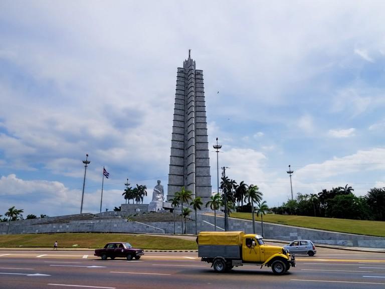 Revolution Square, Havana | © Dan Lundberg / Flickr
