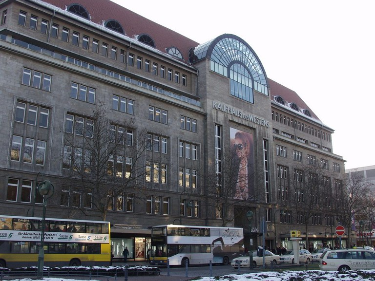 Every memoir to Berlin can be found here, in 'The department store of the West' | © Tilemahos Efthimiadis