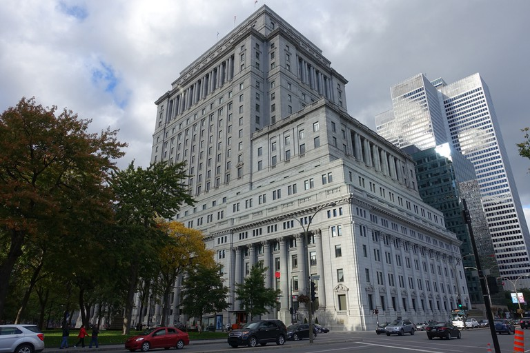 Sun Life Building, Montreal