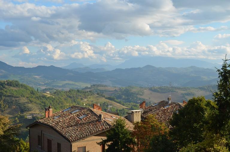 The hills of Marche © Pedro