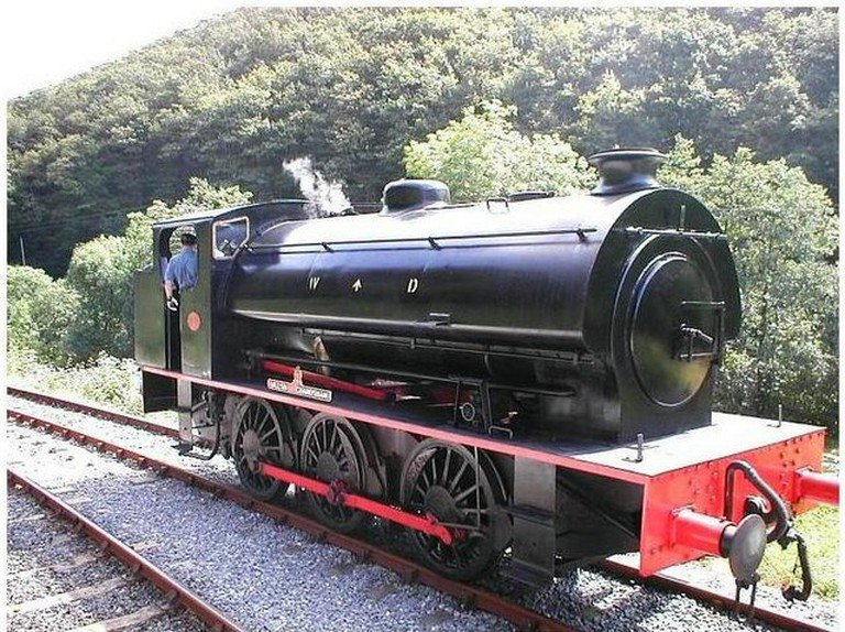 Gwili Steam Railway. Copyright: John Atherton/Geograph