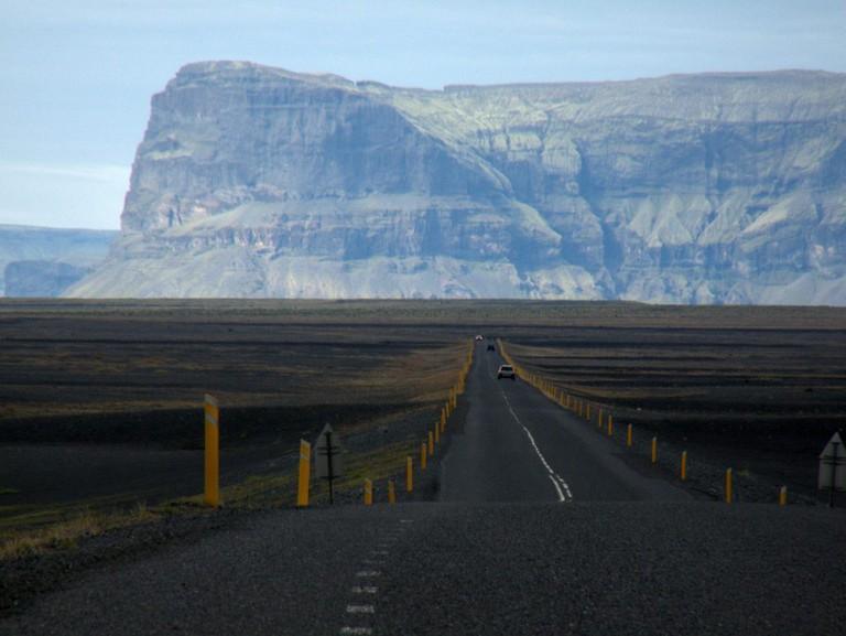 Ring Road, Iceland, Close to Hvoll | © Flickr/kismihok