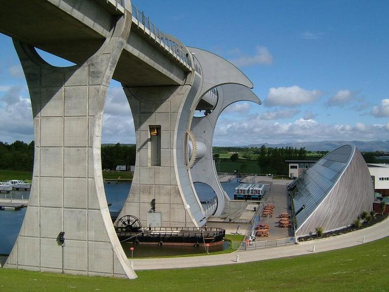 Falkirk Wheel | © Karen Roe / Flickr