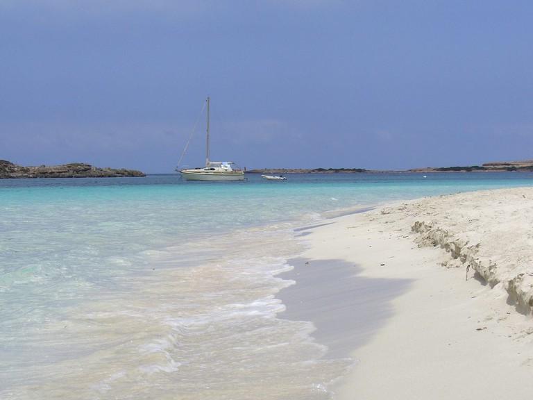 Espalmador Island © Samu / Flickr