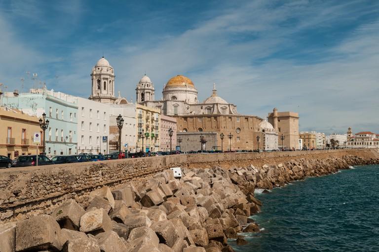 Cádiz has a rich naval history © Anna & Michal