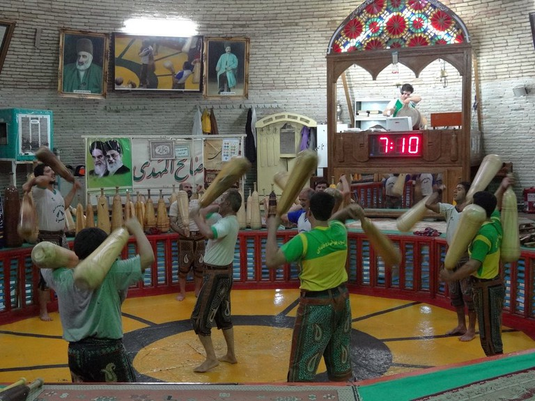 Zurkhaneh is the traditional Iranian gym | © Adam Jones / Flickr