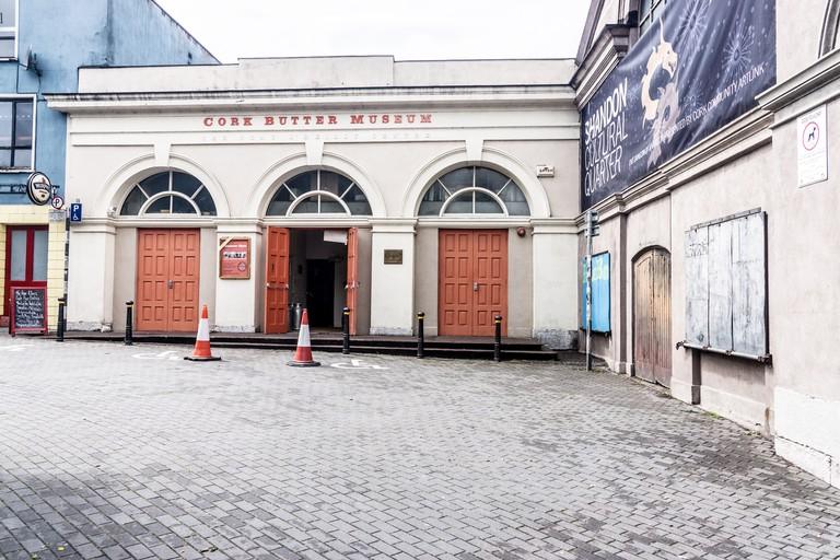 The Cork Butter Museum