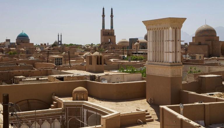 Skyline view of Yazd | © Ninara / Flickr