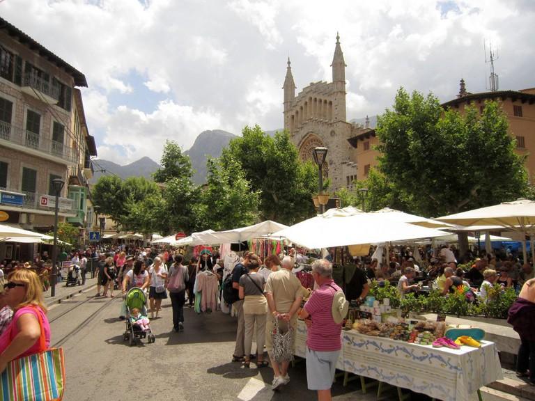 Soller Market | © Kai Schreiber / Flickr