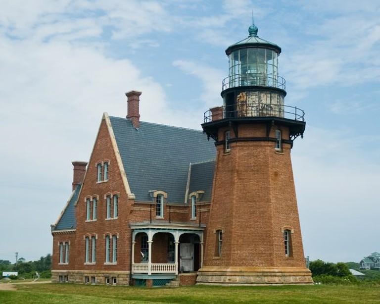 Block Island Southeast Lighthouse   © Heather Katsoulis/Flickr