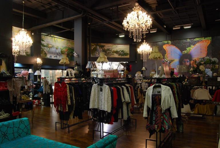 Boudoir Boutique, Liverpool