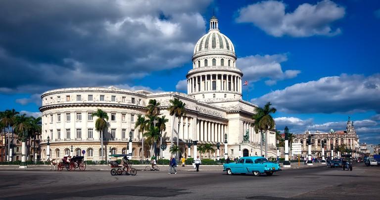 Capitol Building, Havana