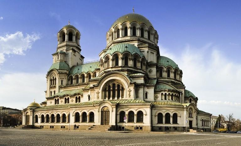 Alexander Nevski Cathedral, Sofia | © Pixabay