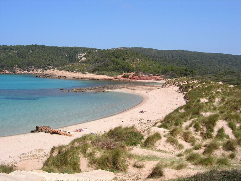 Cala de Algaiarens © Enfo / Wikimedia Commons