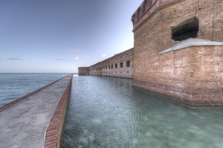Fort Jefferson in Key West. Florida | © Russell Conard / Flickr
