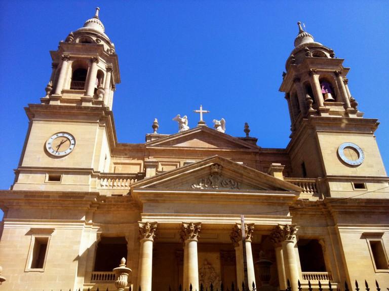 Pamplona Cathedral | ©Yiorsito / Wikimedia Commons