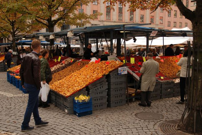 Swedish markets