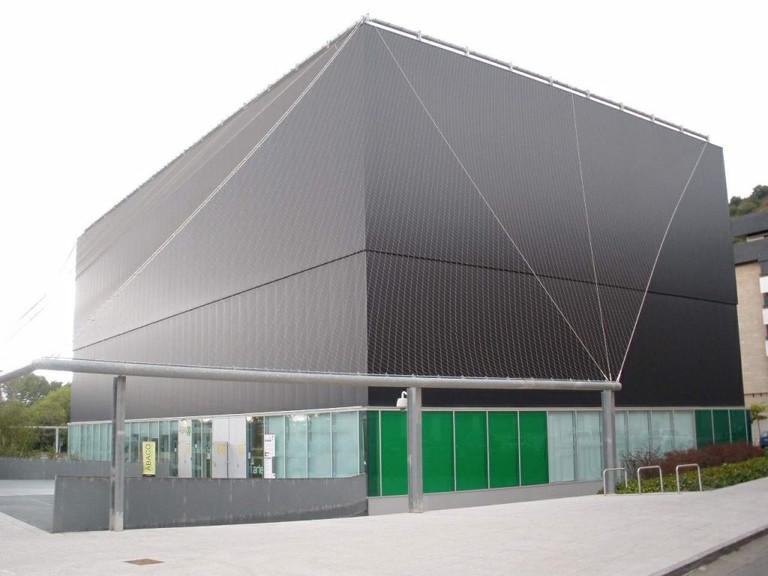 Centro de Arte Contemporáneo, Huarte, Navarra, Spain | ©Zarateman / Wikimedia Commons