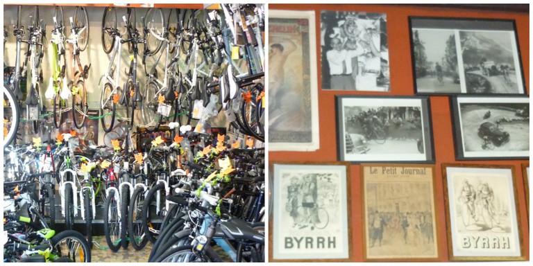 Inside Cycles Laurent