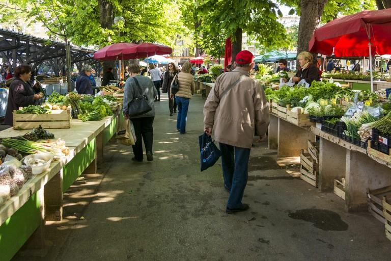 """<a href=""""https://pixabay.com/en/market-vegetable-market-1558658/"""">Street market   © Fotoworkshop4You/Pixabay</a>"""