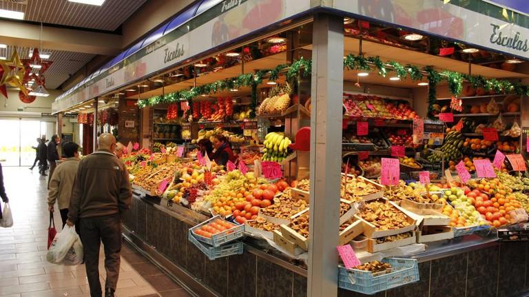 Olivar Market | Florins / Pixabay