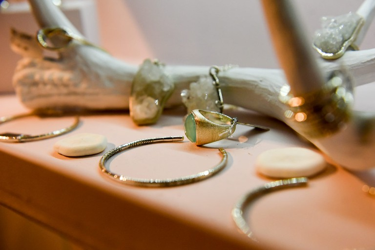 Jewellery for sale at Mojo Market