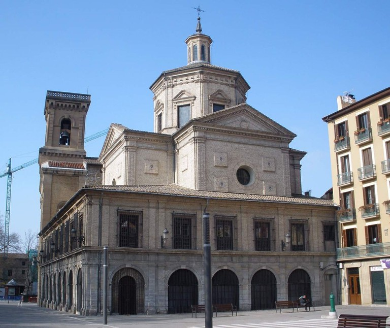 Iglesia de San Lorenzo, Pamplona