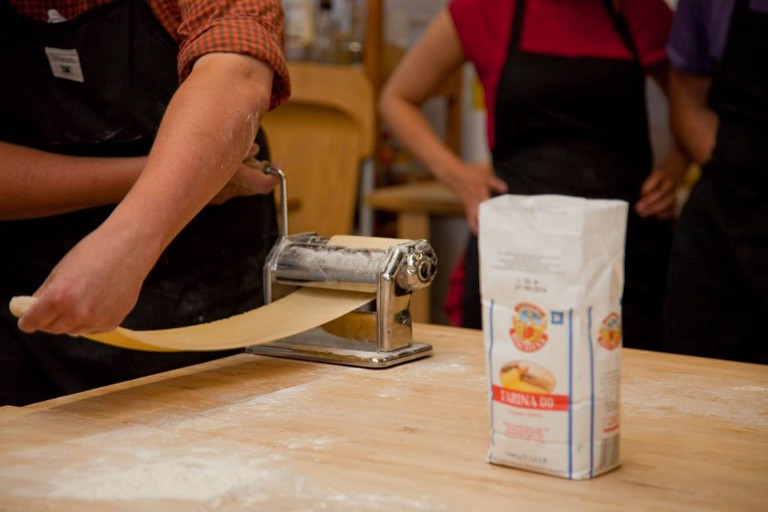 Pasta making at Loaf, Stirchley | © Loaf Facebook