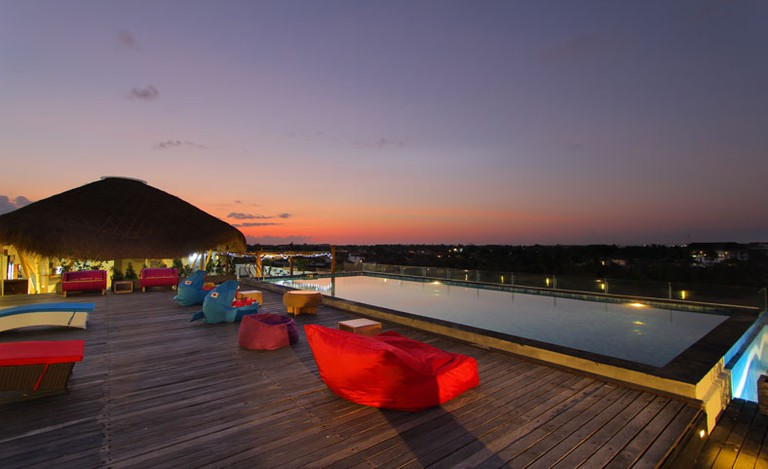 Koa Sky Bar at Koa D'Surfer Hotel