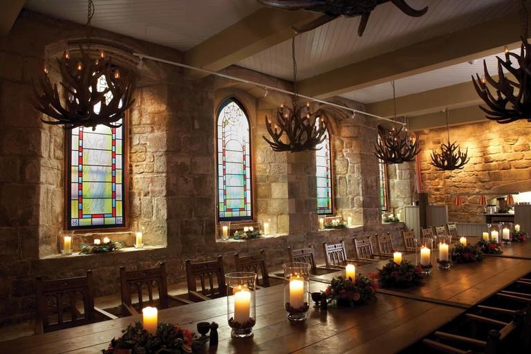 The banquet hall at Blackfriars