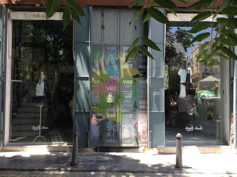 Santo Spirito vintage store, Valencia