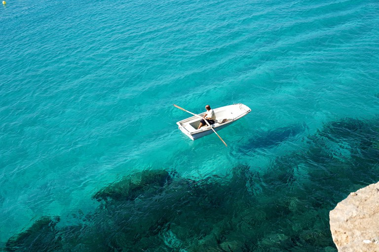 The turquoise waters of Formentera CC0 Pixabay