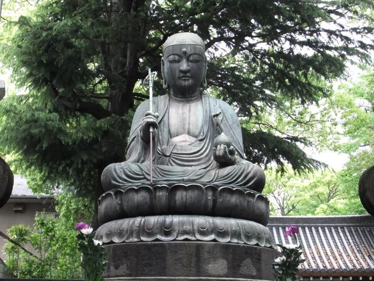 Buddha at Honsen-ji