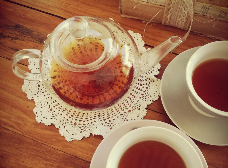 NetMar is mainly a Rooibos Tea House but also offer gifts, jewellery, fabric, wool and more