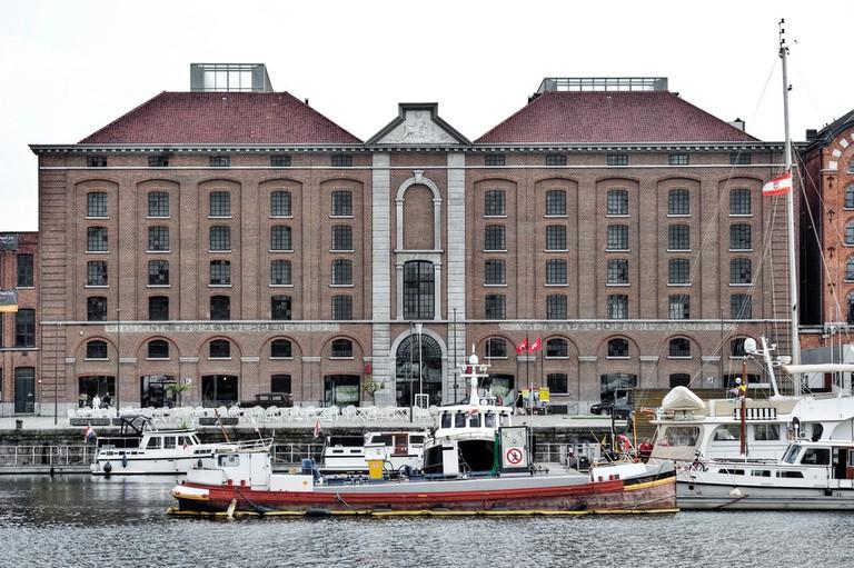 The St. Felix warehouse | © Dave Van Laere / courtesy of Visit Antwerp