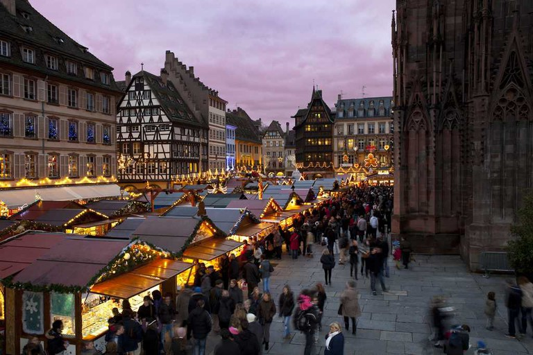 Christmas Market at the Cathedral