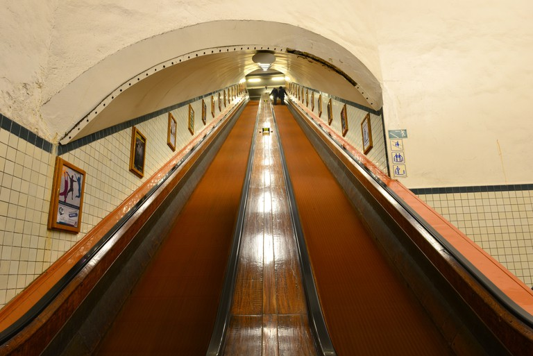 Underpass |© Jan Crab / courtesy of Visit Antwerp