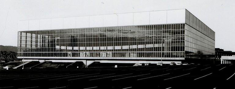 Veterans Memorial Coliseum, 1960