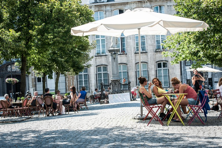 Vrijdagmarkt | © Sigridspinnox.com / courtesy of Visit Antwerp