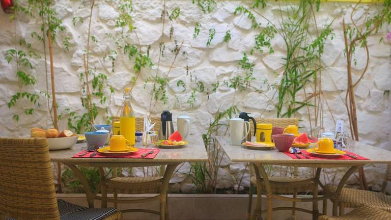Breakfast at Casa Inglesa