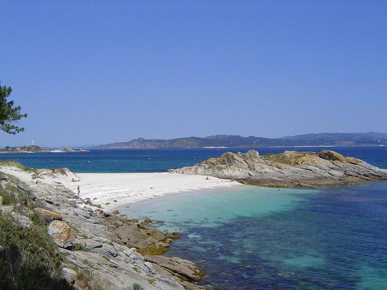 Illas Atlánticas Galicia | ©Henrique Pereira / Wikimedia Commons