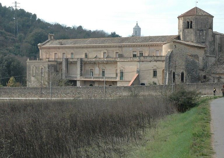 Monestir de Sant Daniel de Girona | ©Josep Renalias / Wikimedia Commons