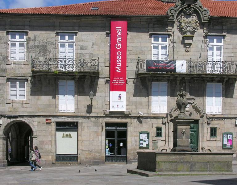Museo Granell, Santiago de Compostela   ©Luis Miguel Bugallo Sánchez / Wikimedia Commons