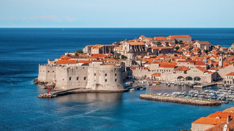 Dubrovnik City Walls | © Ivan Ivankovic/Flickr