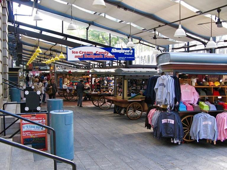 Quincy Market   © Smudge 9000Flickr