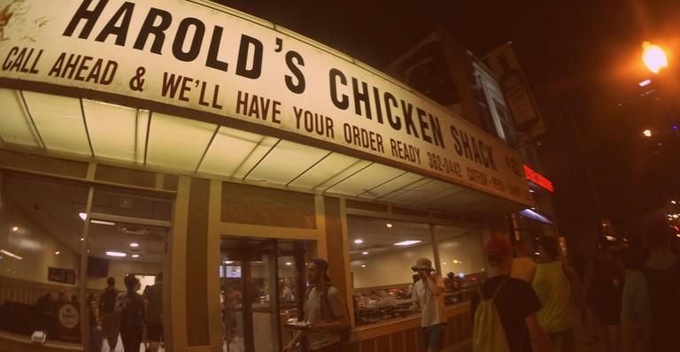Harold's Chicken Shack #62
