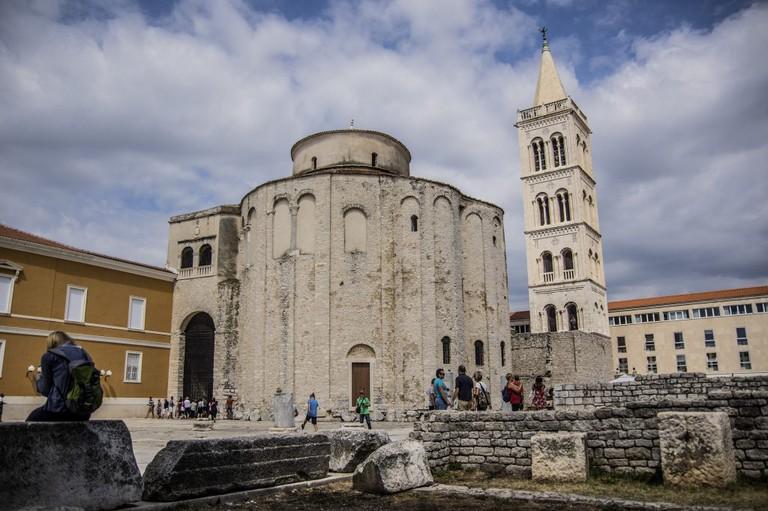 Zadar, Roman Forum | © stefano Merli/Flickr