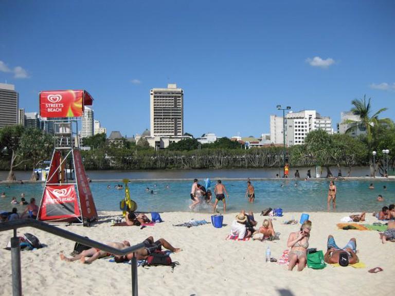 South Bank Brisbane   © Paul-in-London/Flickr
