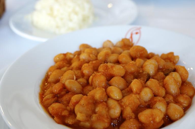 Turkish White Bean Stew